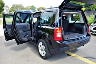 2013 Jeep Patriot MK MY2013 Sport CVT Auto Stick 4x2 Black 6 Speed Constant Variable Wagon