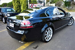 2011 Holden Calais VE II V Black 6 Speed Sports Automatic Sedan.