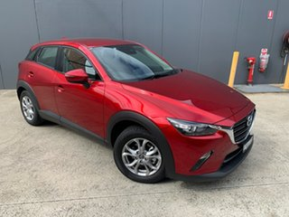 2020 Mazda CX-3 DK2W7A Maxx SKYACTIV-Drive FWD Sport Soul Red Crystal 6 Speed Sports Automatic Wagon.