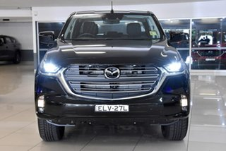 2020 Mazda BT-50 TFS40J XTR Black 6 Speed Sports Automatic Utility.