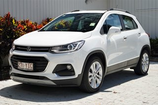 2018 Holden Trax TJ MY18 LTZ White 6 Speed Automatic Wagon
