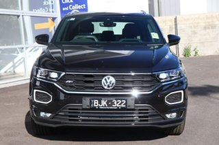 2020 Volkswagen T-ROC A1 MY20 140TSI DSG 4MOTION Sport Black 7 Speed Sports Automatic Dual Clutch.