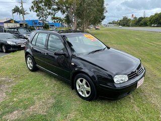 2001 Volkswagen Golf 4th Gen Generation GL 5 Speed Manual Hatchback