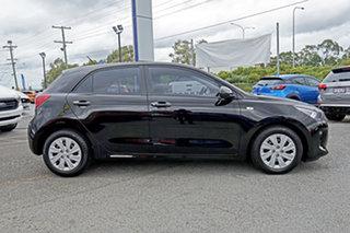 2016 Kia Rio YB MY17 S Black 6 Speed Manual Hatchback