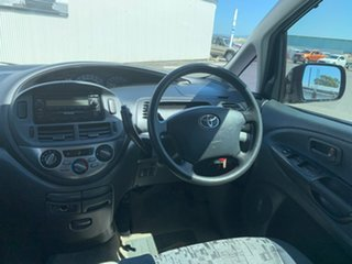 2004 Toyota Tarago ACR30R MY03 GLi Silver 4 Speed Automatic Wagon