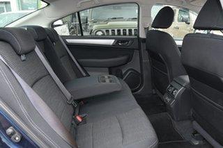 2020 Subaru Liberty B6 MY20 2.5i CVT AWD Dark Blue Pearl 6 Speed Constant Variable Sedan