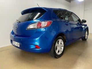 2011 Mazda 3 BL 11 Upgrade Neo Blue 5 Speed Automatic Hatchback.