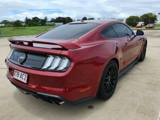 2018 Ford Mustang FN 2019MY GT Red 10 Speed Sports Automatic Fastback.