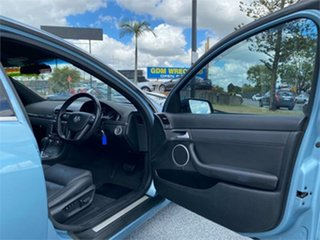 2007 Holden Calais VE V Blue 6 Speed Sports Automatic Sedan