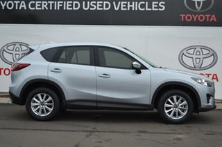 2016 Mazda CX-5 MY15 Maxx Sport (4x2) Silver 6 Speed Automatic Wagon