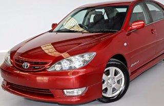2006 Toyota Camry MCV36R MY06 Sportivo Red 4 Speed Automatic Sedan