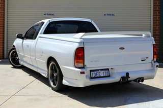 2006 Ford Falcon BF XR8 Ute Super Cab White 6 Speed Sports Automatic Utility