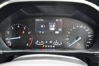 2019 Ford Focus SA 2019.75MY Titanium Orange 8 Speed Automatic Hatchback