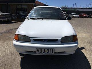 1996 Ford Festiva WB Trio 5 Speed Manual Hatchback.