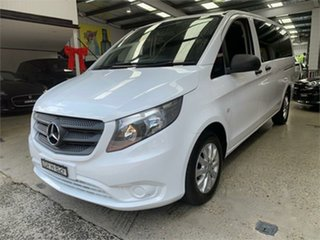 2016 Mercedes-Benz Valente 447 116BlueTEC White Sports Automatic Wagon