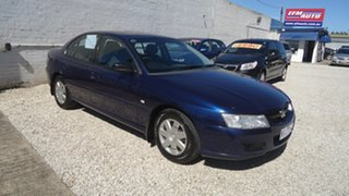 2005 Holden Commodore VZ Executive Blue 4 Speed Automatic Sedan.