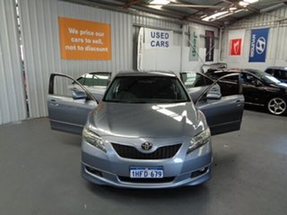 2007 Toyota Camry ACV40R Sportivo Grey 5 Speed Automatic Sedan.
