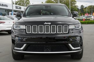 2019 Jeep Grand Cherokee WK MY19 Summit Diamond Black Crystal 8 Speed Sports Automatic Wagon