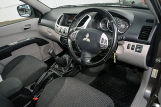 2012 Mitsubishi Triton MN MY13 GLX-R Double Cab Bronze 5 Speed Manual Utility.