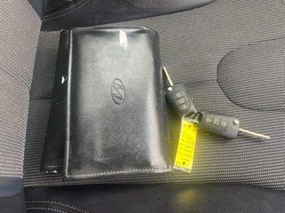 2012 Hyundai Veloster FS Coupe Black 6 Speed Manual Hatchback