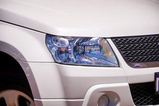 2012 Suzuki Grand Vitara JB MY13 White 5 Speed Manual Hardtop
