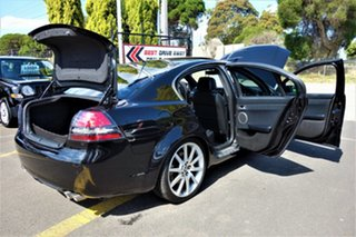 2011 Holden Calais VE II V Black 6 Speed Sports Automatic Sedan