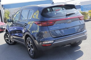 2019 Kia Sportage QL MY20 S 2WD Mercury Blue 6 Speed Sports Automatic Wagon.