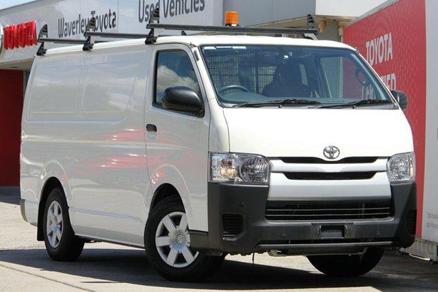 Pre-Owned Toyota HiAce Glen Waverley, Hiace Van LWB 3.0L T Diesel Automatic