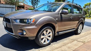 2012 Mitsubishi Outlander ZH MY12 Activ (FWD) Bronze 6 Speed CVT Auto Sequential Wagon