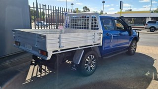 2018 Ford Ranger PX MkII 2018.00 XLS Double Cab Blue 6 Speed Sports Automatic Utility