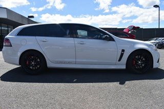 2013 Holden Special Vehicles ClubSport Gen-F MY14 R8 Tourer White 6 Speed Manual Wagon