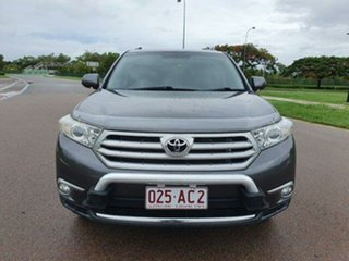 2013 Toyota Kluger GSU40R MY12 KX-S 2WD Magnetic 5 Speed Sports Automatic Wagon.