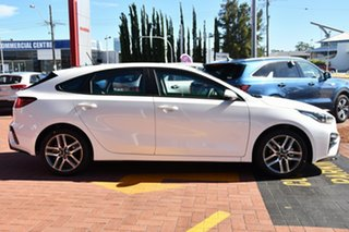 2020 Kia Cerato BD MY21 Sport Snow White Pearl 6 Speed Sports Automatic Hatchback