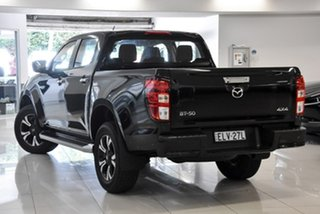 2020 Mazda BT-50 TFS40J XTR Black 6 Speed Sports Automatic Utility