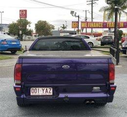 2003 Ford Falcon BA XR8 Purple 5 Speed Manual Utility