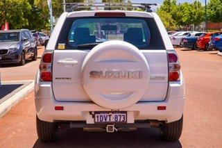 2012 Suzuki Grand Vitara JB MY09 White 4 Speed Automatic Hardtop
