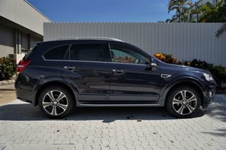 2016 Holden Captiva CG MY17 LTZ AWD Blue 6 Speed Sports Automatic Wagon.