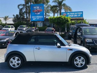 2005 Mini Cabrio R52 Cooper Silver 5 Speed Manual Convertible