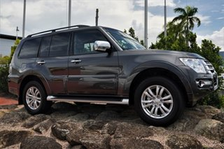 2020 Mitsubishi Pajero NX MY21 GLS Graphite Grey 5 Speed Sports Automatic Wagon.
