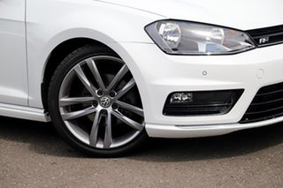 2016 Volkswagen Golf VII MY16 110TSI DSG Highline White 7 Speed Sports Automatic Dual Clutch