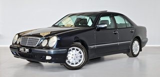 2001 Mercedes-Benz E-Class W210 MY01 E240 Elegance Blue 5 Speed Sports Automatic Sedan.