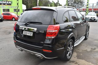 2017 Holden Captiva CG MY17 LTZ AWD Black 6 Speed Sports Automatic Wagon.