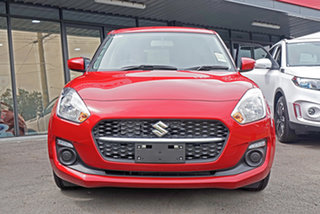 2020 Suzuki Swift AZ Series II GL Red 1 Speed Constant Variable Hatchback.