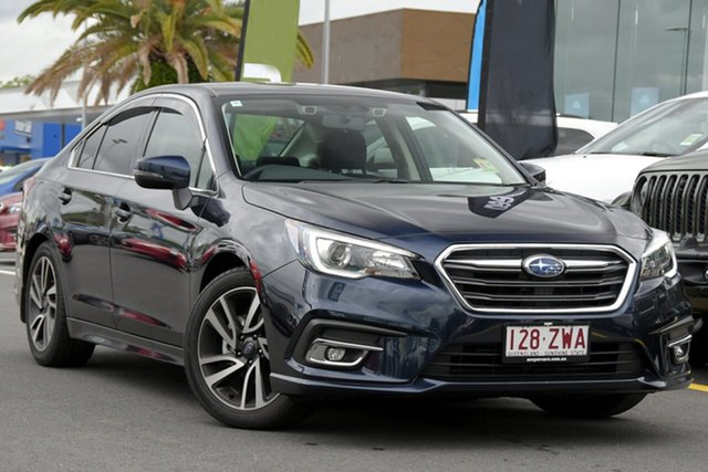 Demo Subaru Liberty B6 MY20 2.5i CVT AWD Aspley, 2020 Subaru Liberty B6 MY20 2.5i CVT AWD Dark Blue Pearl 6 Speed Constant Variable Sedan