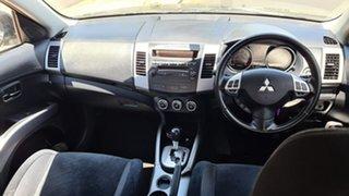 2012 Mitsubishi Outlander ZH MY12 Activ (FWD) Bronze 6 Speed CVT Auto Sequential Wagon