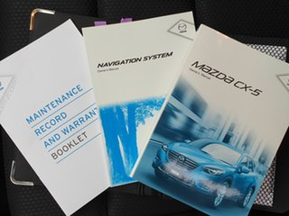 2016 Mazda CX-5 Maxx Sport White 6 Speed Automatic Wagon.