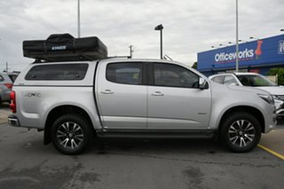 2016 Holden Colorado RG MY16 LTZ Crew Cab 4x2 Silver 6 Speed Sports Automatic Utility