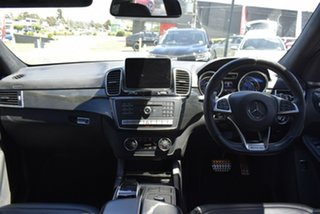 2016 Mercedes-Benz GLE-Class C292 GLE63 AMG Coupe SPEEDSHIFT PLUS 4MATIC S White 7 Speed