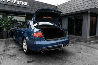 2010 Audi A4 B8 8K MY10 S Tronic Quattro Blue 7 Speed Sports Automatic Dual Clutch Sedan