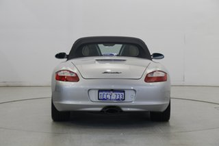 2008 Porsche Boxster 987 MY08 Silver 5 Speed Manual Convertible